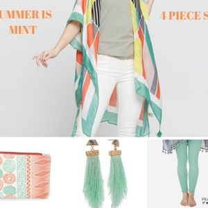 Accessories - Summer is mint